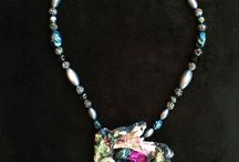 Jewels by Jensen / I reuse found materials to make fresh and vibrant one of a kind sculptures for the body.