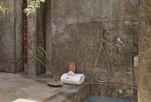 patio dusche