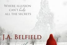#anthologies / by J.A. Belfield