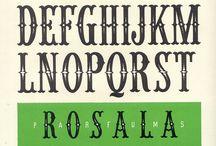 アルファベット デザイン