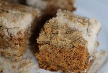 Sweet breads, muffins, and coffee cakes / Sweet breads, sweet muffins, sweet scones, cinnamon rolls and coffee cakes...