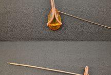 šperky z drátu