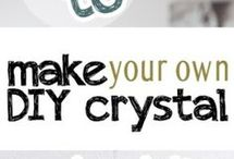 Awesome Crystal Projects DIY Cristalier