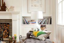 Nest // Living Room Inspiration