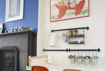 Gameroom & Playroom / Decor and Ideas for the Fun Times