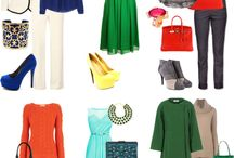 Clear (Bright) Spring Colors