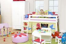 Pokoje dziecięce dla dziewczynek
