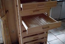 Drying racks for soap