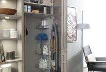 Closets / Cleaning and organizing your closets