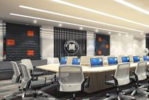Office Spaces / Office space and design