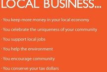 Keep it Local / by Madison County Chamber of Commerce