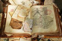 book of shadows/grimoire