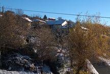 Inverno ❄️❄️ / Panorama invernale