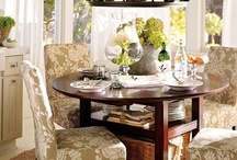 Kitchen and Dining Inspirations / by Kelly