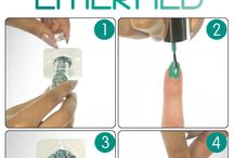 Nagels lakken nagellak / Nagellak mode