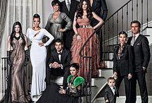 Kardashian Family / by Madison Tsoukalas