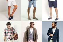 Summer clothes for him / Summer is here