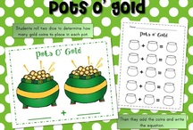 St. Patricks Day / by Creative Learning Fun