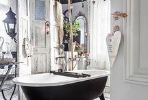 Bathroom Inspiration / Bathroom spaces that inspire comfort, luxury & tranquillity