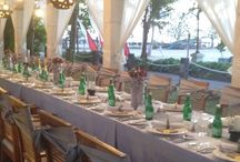 Ma Joly Event / Group/Functions set up by Ma Joly Restaurant