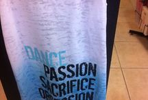 Dance Merch Inspiration / What should P&P have on our clothes?