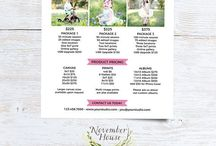 wedding photography pricing templates