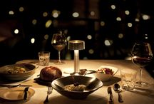 Foodie Heaven / Follow NEOZ Cordless Lamp to some the best restaurants around the world!