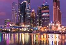 Moskau / Russlands Hauptstadt