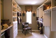 closet ideas / by Angel Diaz