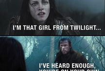 Twilight ( erghhh) / Funny pictures or plain pictures and I don't really like this so I hope you do