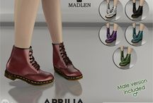 The Sims 4 shoes download