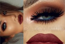 utg makeup looks / by Ally Triolo
