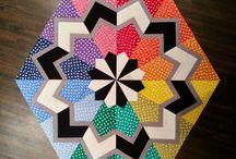 Шестиугольные блоки