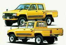 Toyota Hilux SFA Ideas