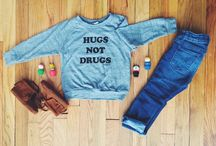 Wicked kids clothes