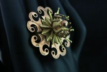 Steam punk - steampunk jewelry / Gold and silver and other metal steampunk jewelry