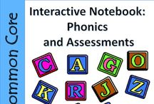 First Grade Phonics Interactive Notebook / First Grade Phonics Interactive Notebook. Interactive notebooks are a great way to make learning fun and provide students a reference place for the skills they have learned. This packet also includes assessments.