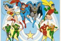 Comic Stuff - Justice League of America / Art that celebrates the JLA / by Ruben Alvarez
