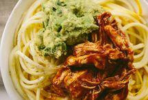 Inspiralize me / veggies noodles, spiralizer recipes