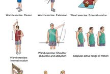 Shoulder rehab / by Sarah Kathleen