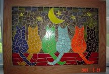 Stained Glass / Please feel free to pin as many as you like. / by Linda Elliott