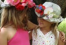 Dyi easter hats