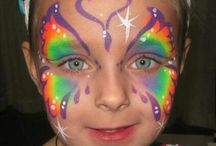 Face Painting Ideas / by Mandy Moody