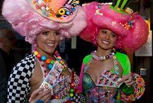 Pop costumes