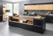 Nowy trend – kuchnie w eleganckich, ciemnych barwach
