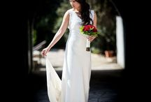 White Leaf brides / A few snaps of our beautiful real brides...