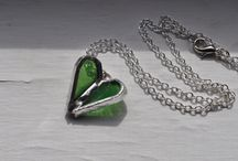 Stained glass Jewelery