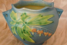 roseville pottery / by Bonnie Keaveny