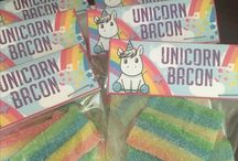 unicorn brithday ideas