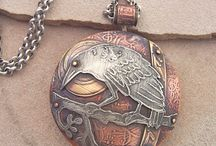 Jewelry Etched Arts